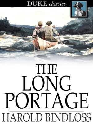 cover image of The Long Portage